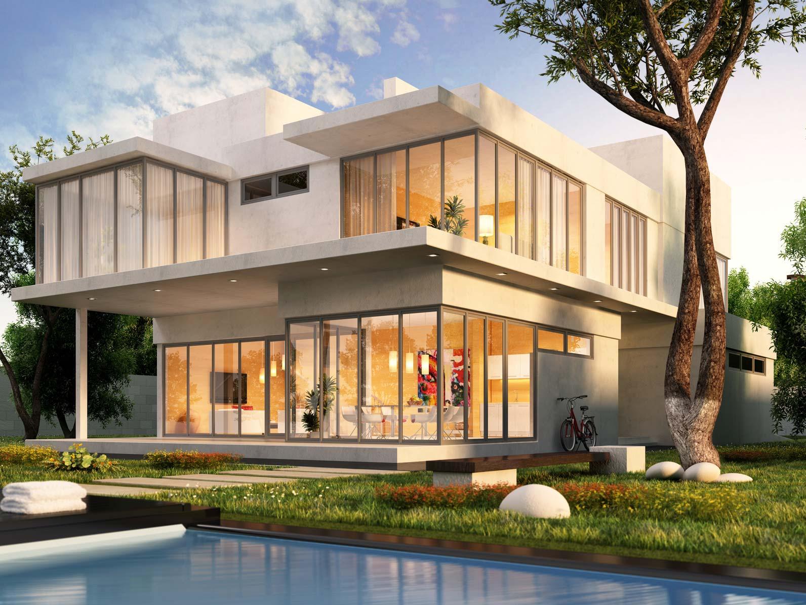 The dream house 28